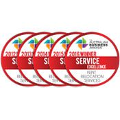 Kent wins Service Excellence Award for fifth consecutive year image