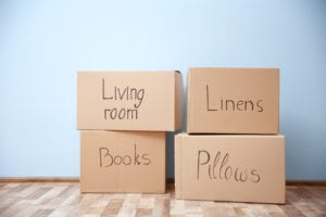 Packing Tips For Moving & What to Pack First Image