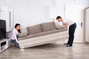 How To Move Heavy Furniture On Wooden Floors