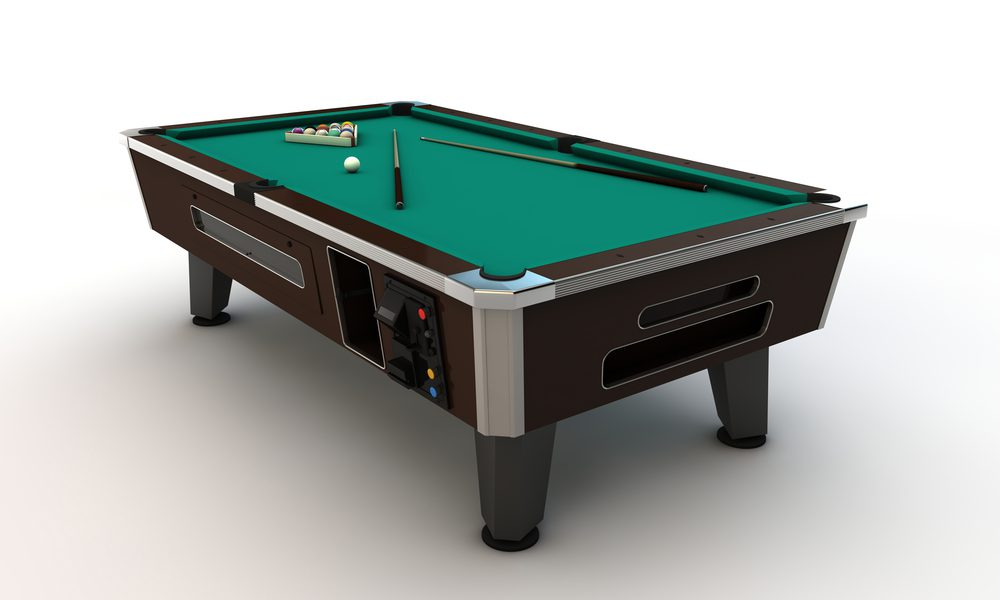How To Move a Pool Table To Another House