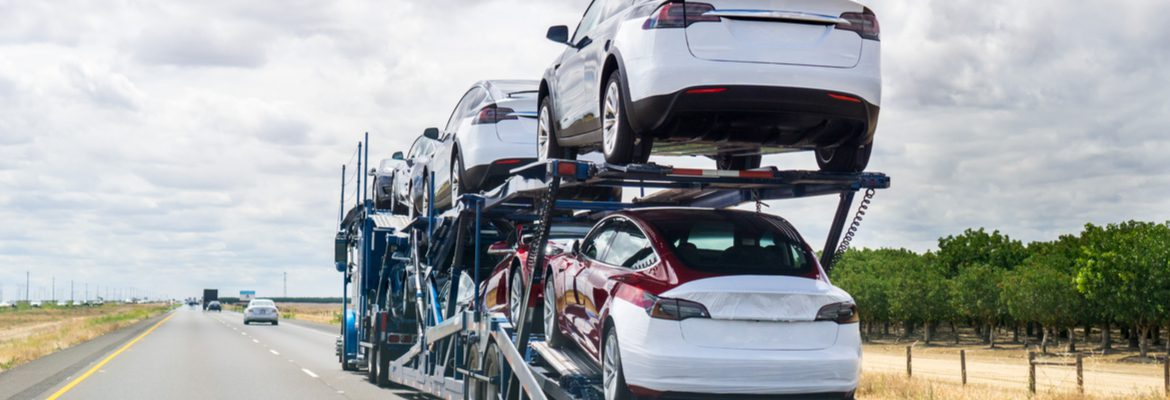 how to ship your car across state
