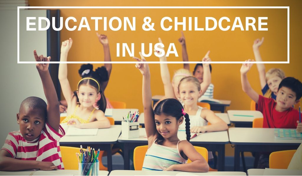 Education and childcare in USA