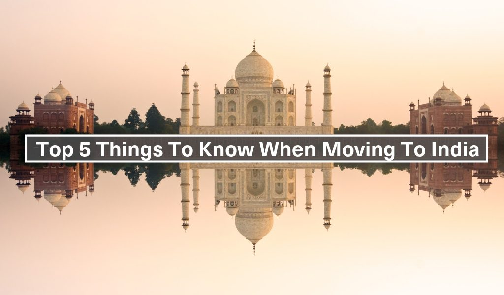 Moving to India
