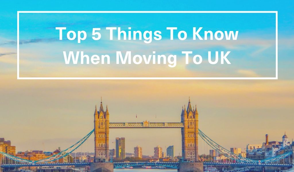 How to Move to UK