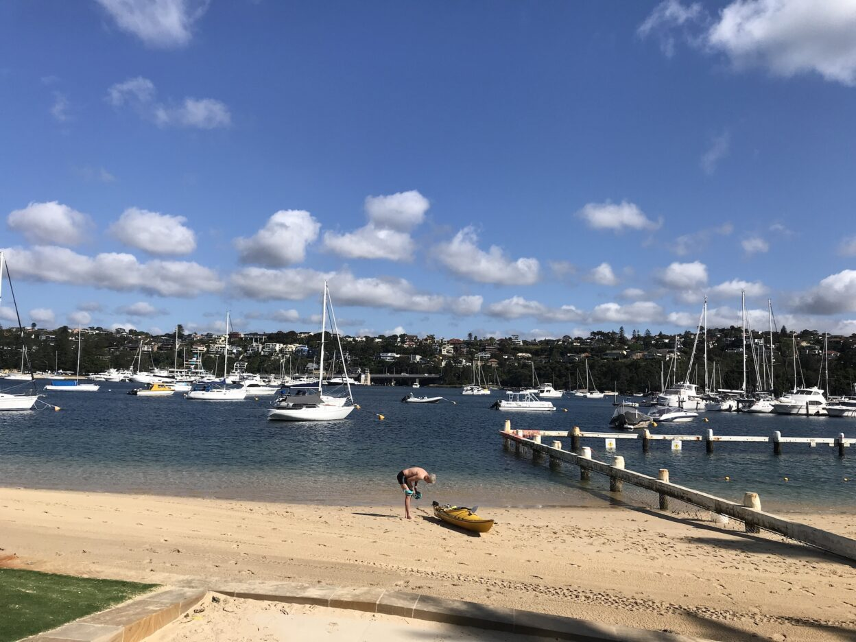 Manly to Spit Bridge, New South Wales