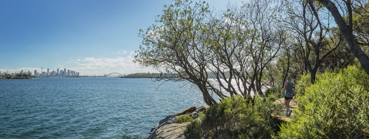 Hermitage ForeshoreTrack, New South Wales