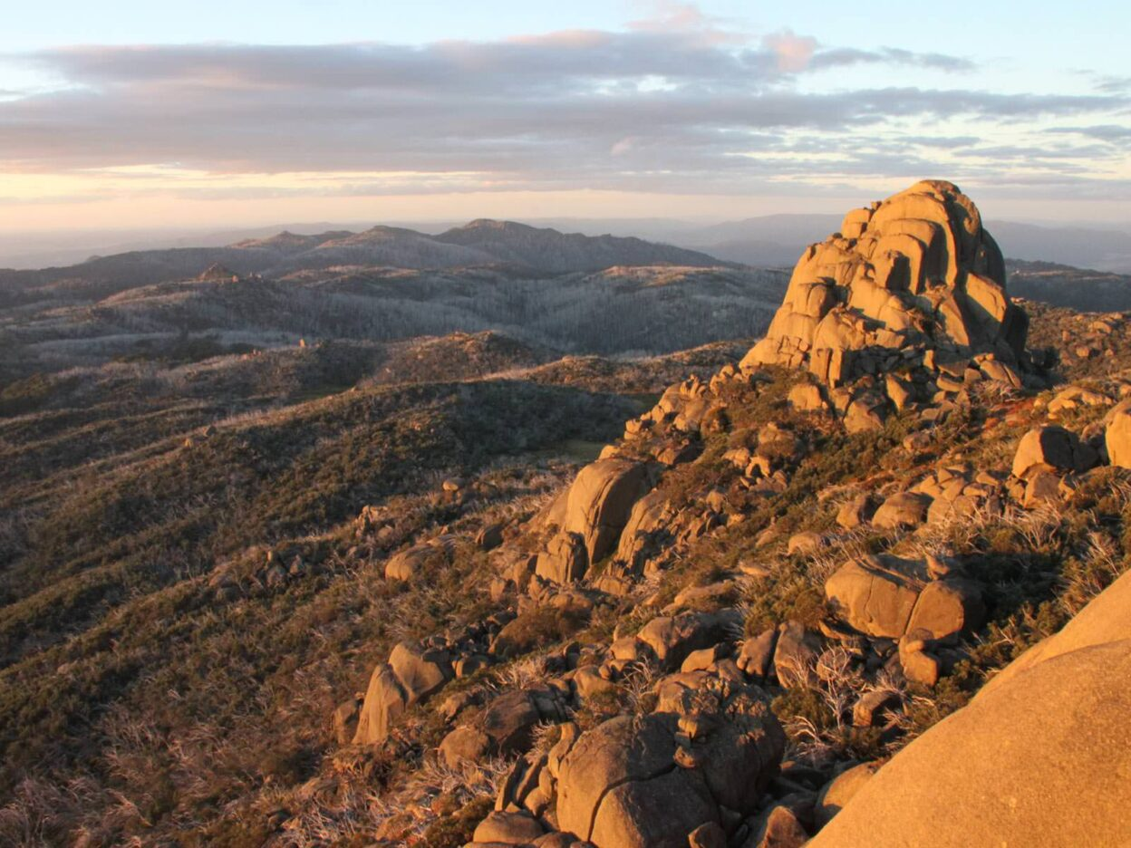 Cathedral – Hump Track, Victoria