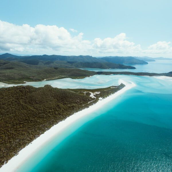 Whitsunday Peak Track, Queensland walk
