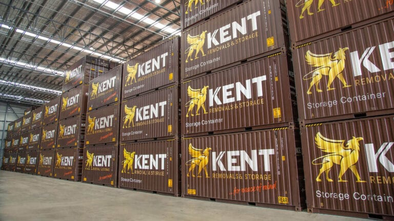 Kent Storage Purpose Built Containers