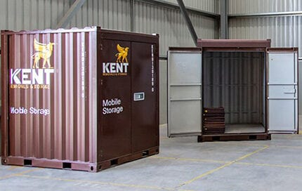 Mobile Storage Container Solutions