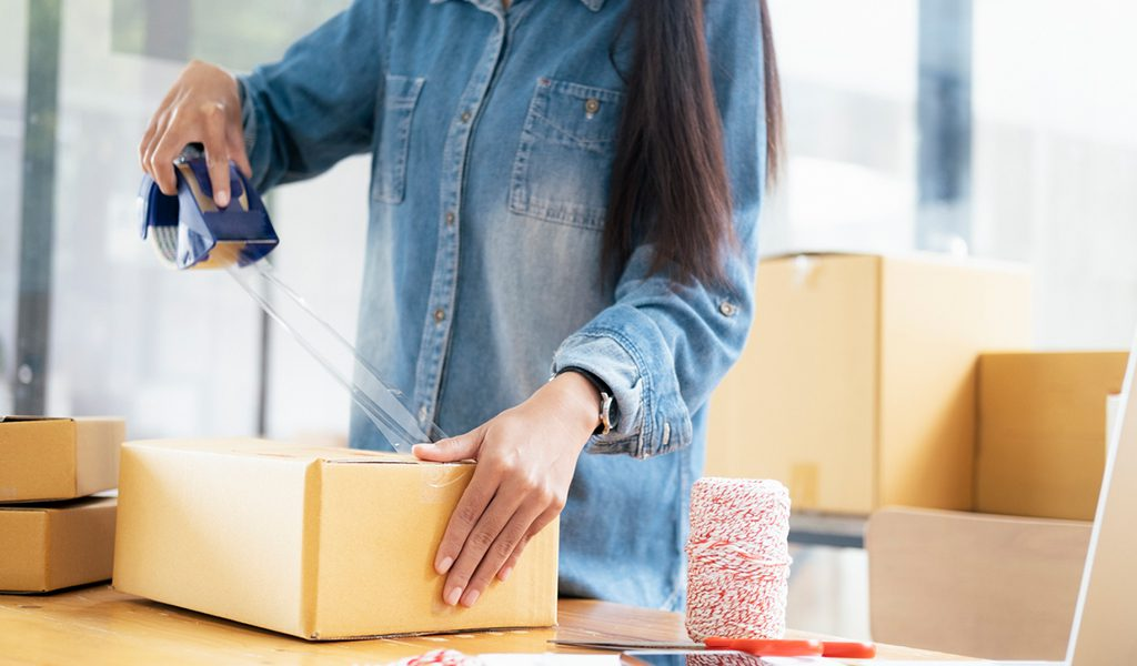 Using Secure Storage to Make Spring Cleaning Decluttering Easier
